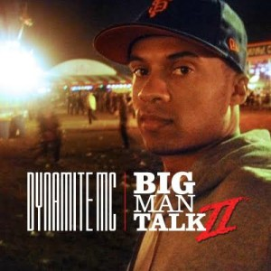 Big Man Talk 2 front cover