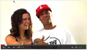 'Its the weekend' Dynamite Mc hip hop music video