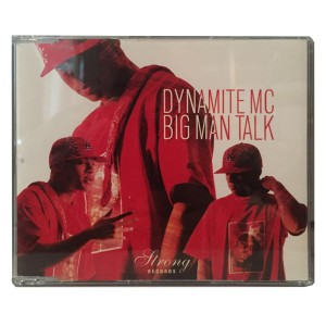 The original Dynamite Mc Mixtape on CD. 20 Tracks