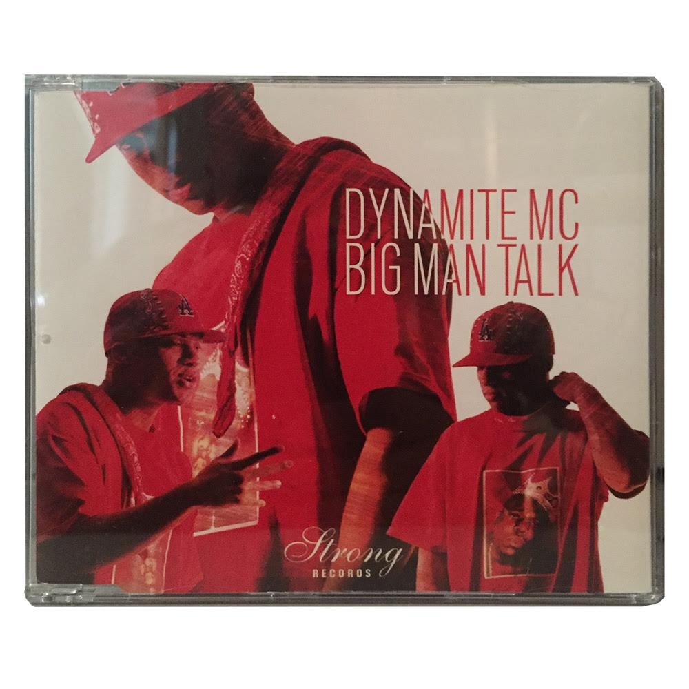 BIG MAN TALK CD