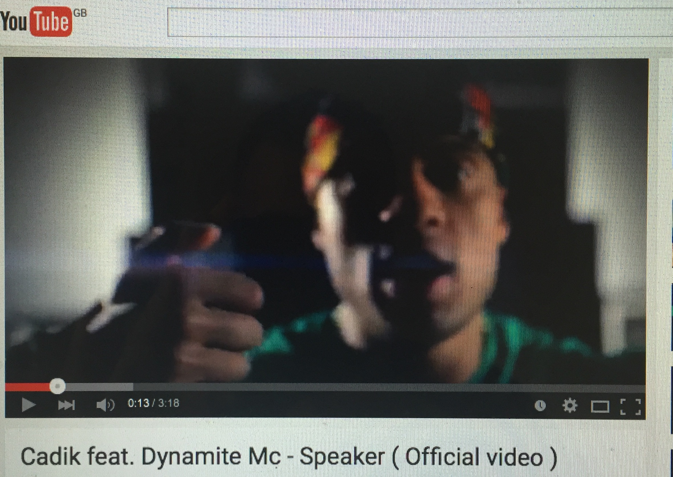 New Video 'Speaker'